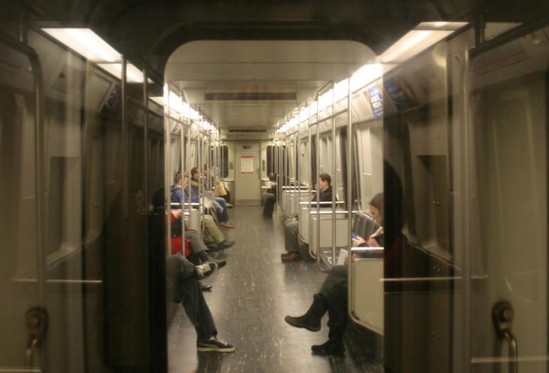 Subway-train