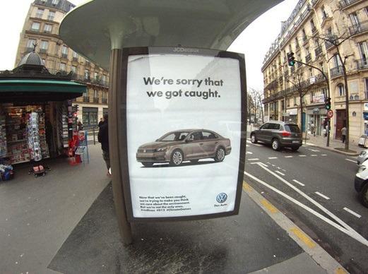 VW-ad