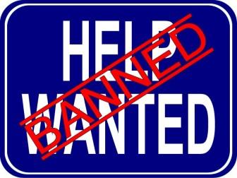 Banned-volunteer