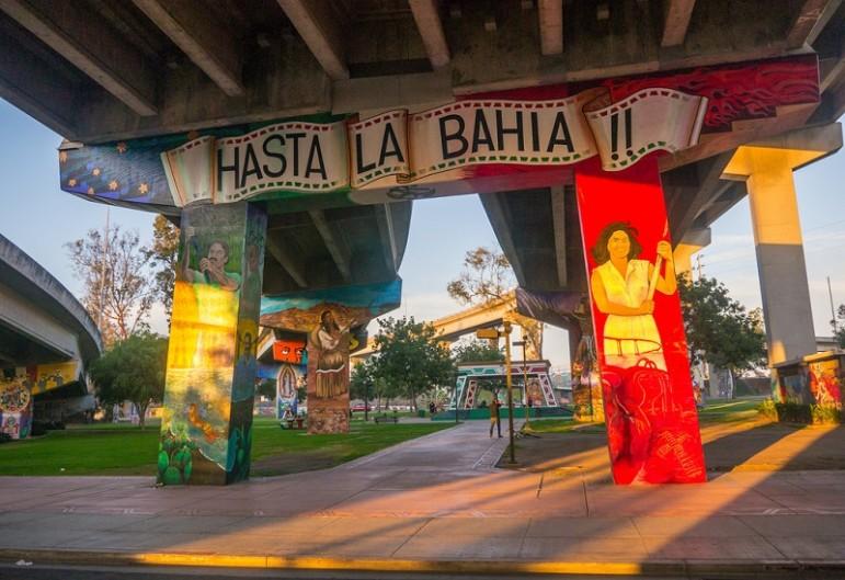 Chicano-murals