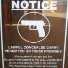 Concealed-weapons