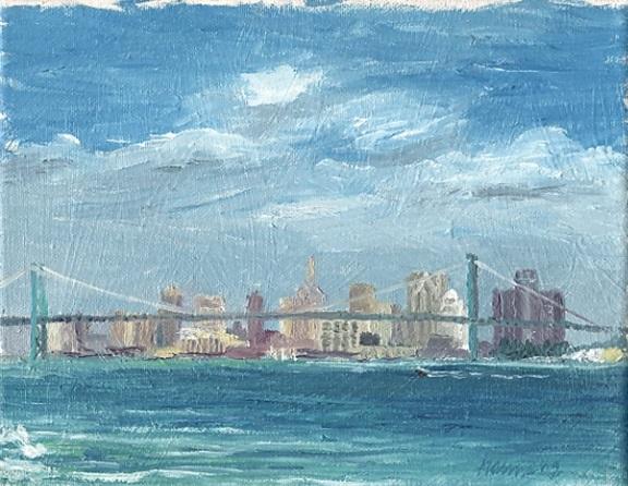 Detroit-painting
