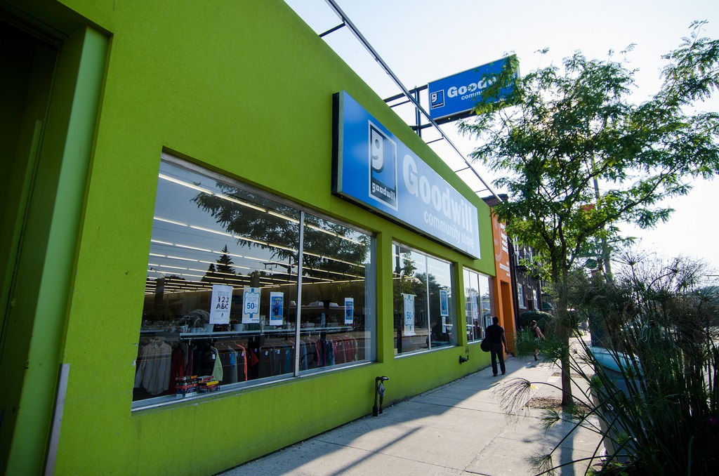 Toronto goodwill workers are locked out as organization for Is goodwill a non profit organization