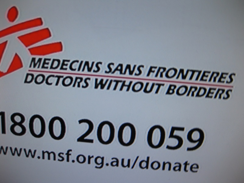 Doctors Without Borders Pulls Out Of Some Syrian Refugee Services