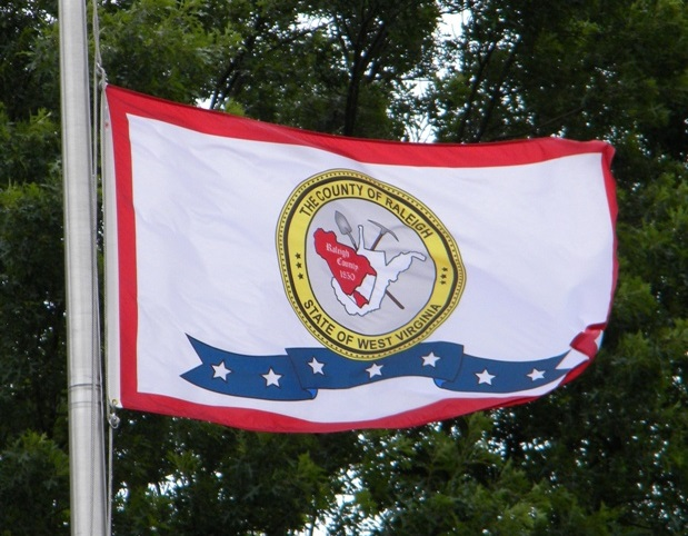Raleigh-flag
