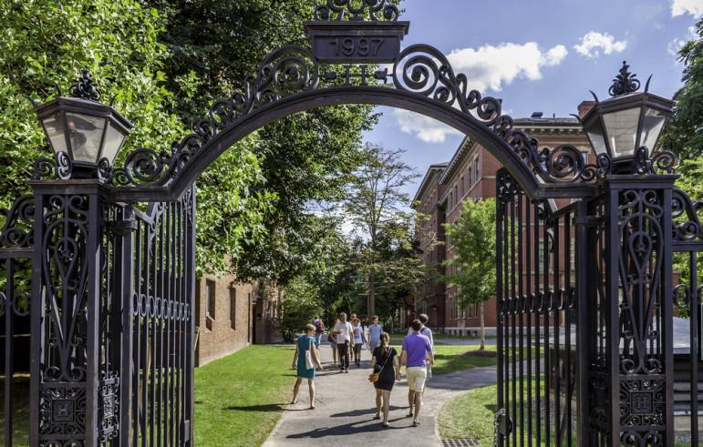 Harvard-entry