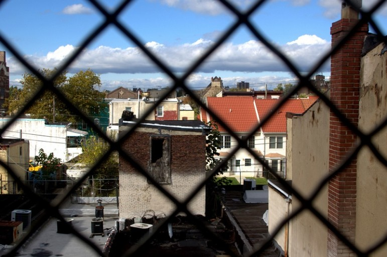 Pittsburgh-fence
