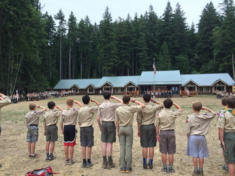 gay scout camp