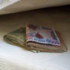 Money-mattress