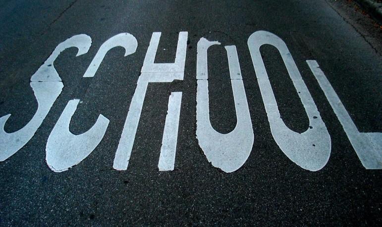 School-street