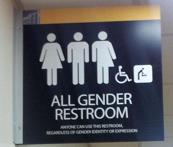 Trans-bathroom