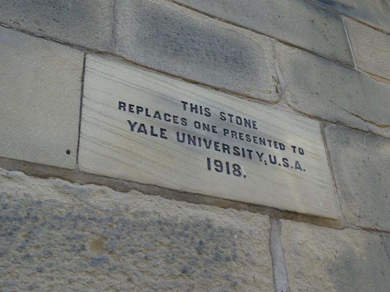 Yale-stone