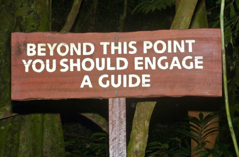Engage-a-Guide