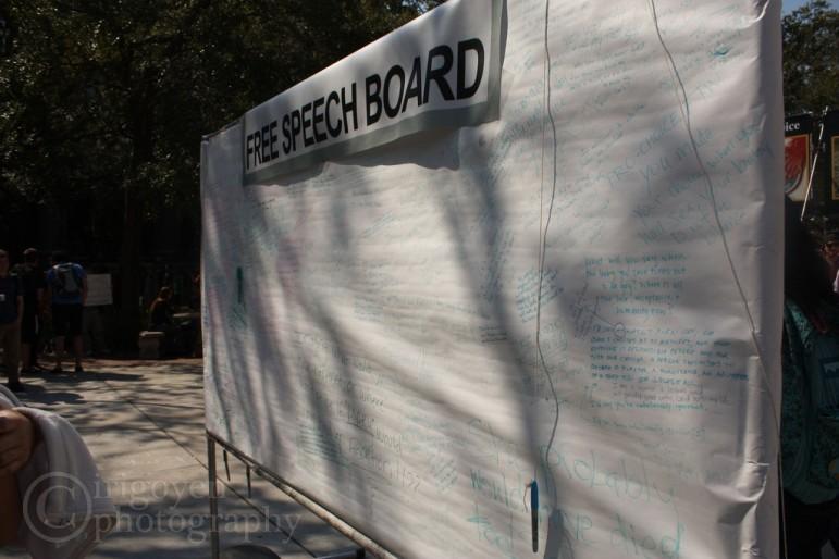 Free-Speech-board