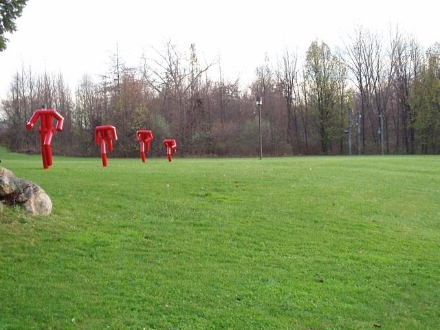 Neurenberg-Museum-running-sculpture