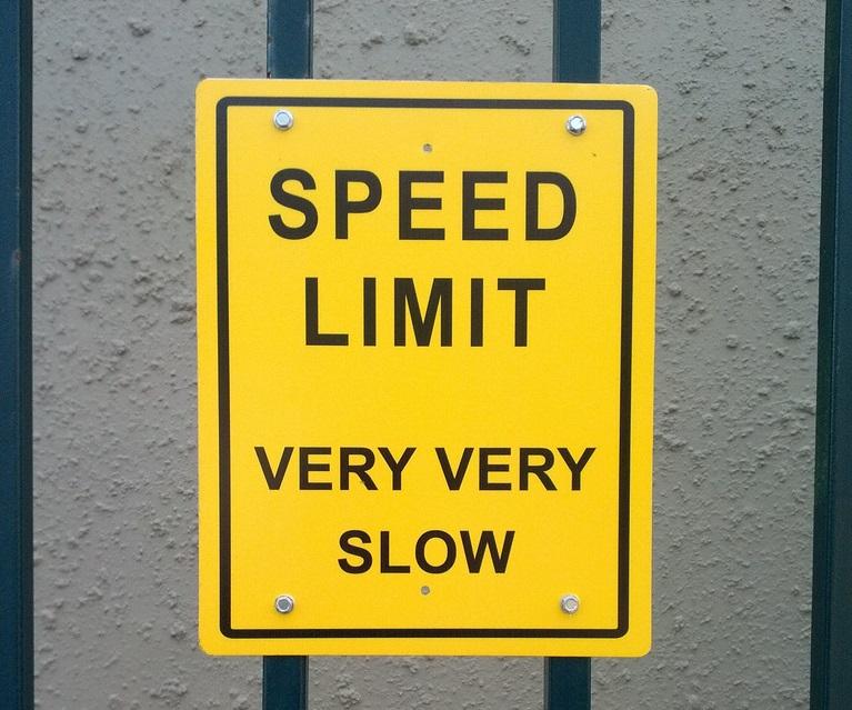 Speed-very-slow