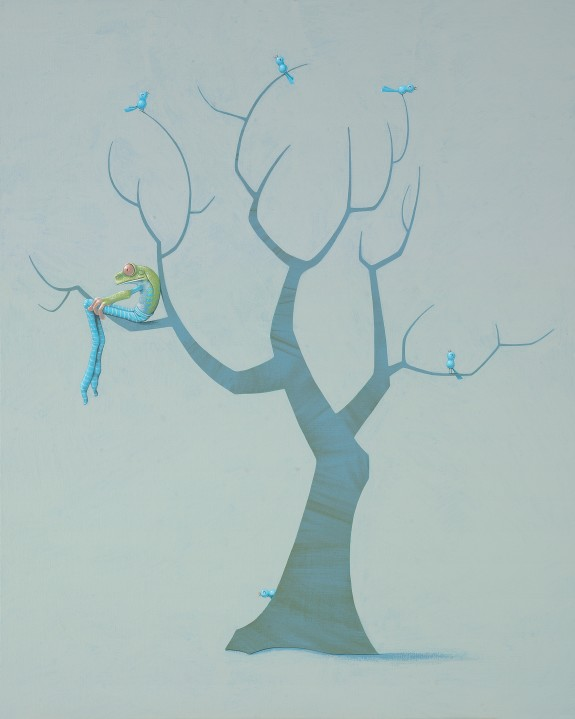 """""""BLUE BIRDS"""" BY JASPER OOSTLAND / WWW.JASPEROOSTLAND.COM"""