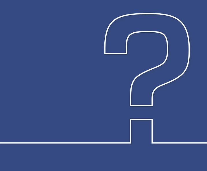 Blue-Question