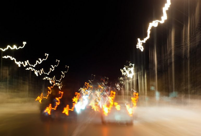 Blurry-roads