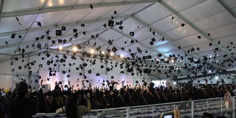 Graduation-caps