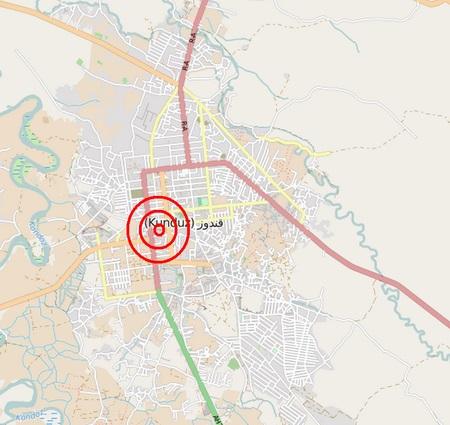 Kunduz-MSF