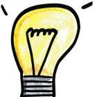 Light-bulb-drawing