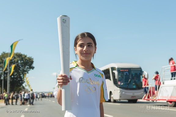 Refugee-Olympics