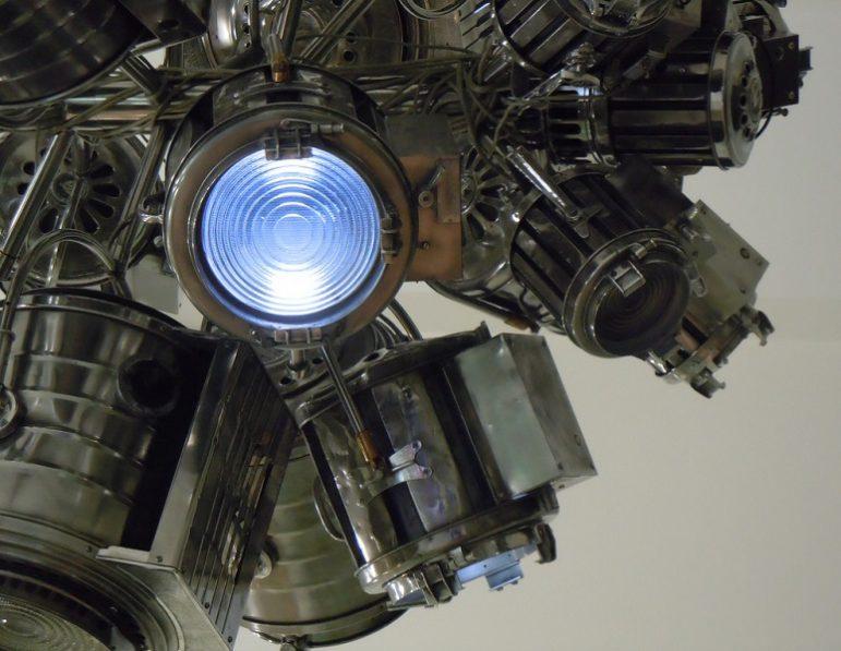 Steampunk-Spotlight