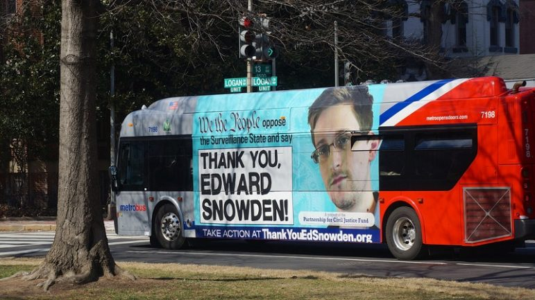 Thanks-Snowden