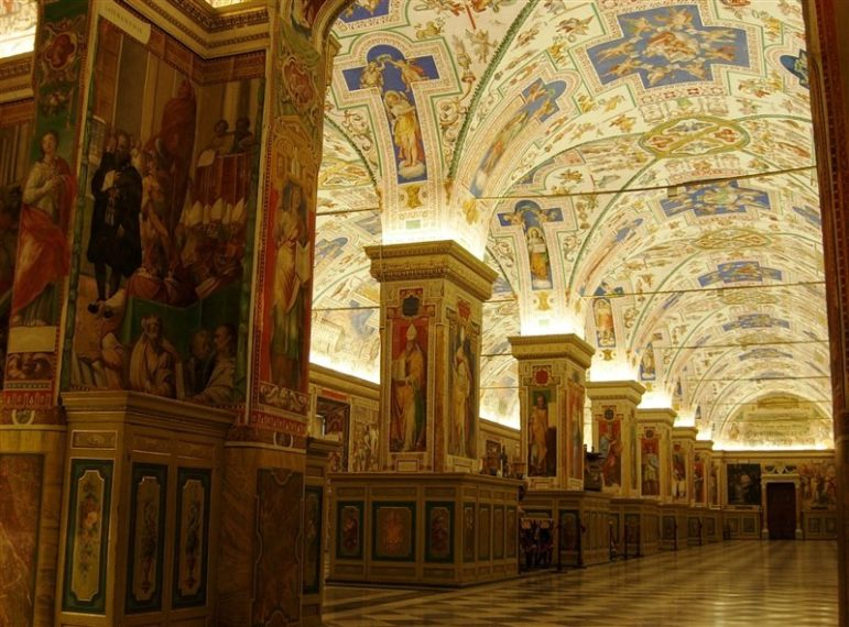 Vatican-Library
