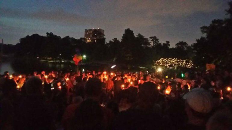 Crowdfunding Orlando Vigil