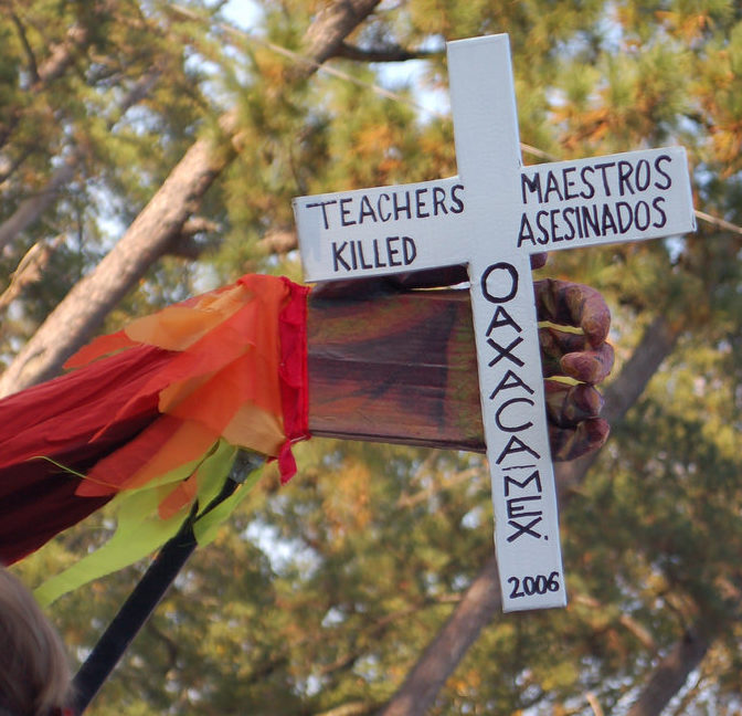 Oaxaca-Teacher-Strike