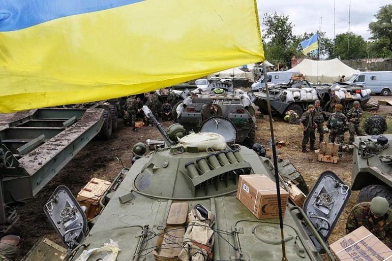 Ukraine-Army