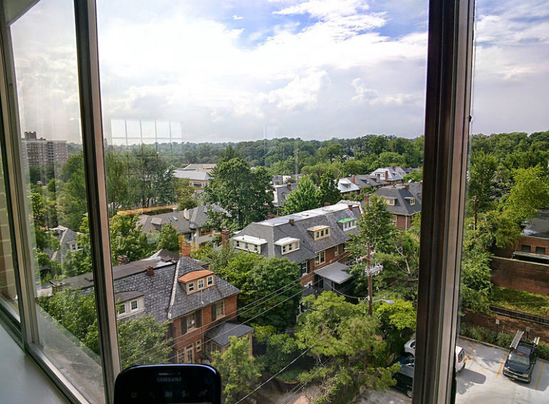 Baltimore-gentrification