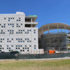 Frost-Museum-Construction
