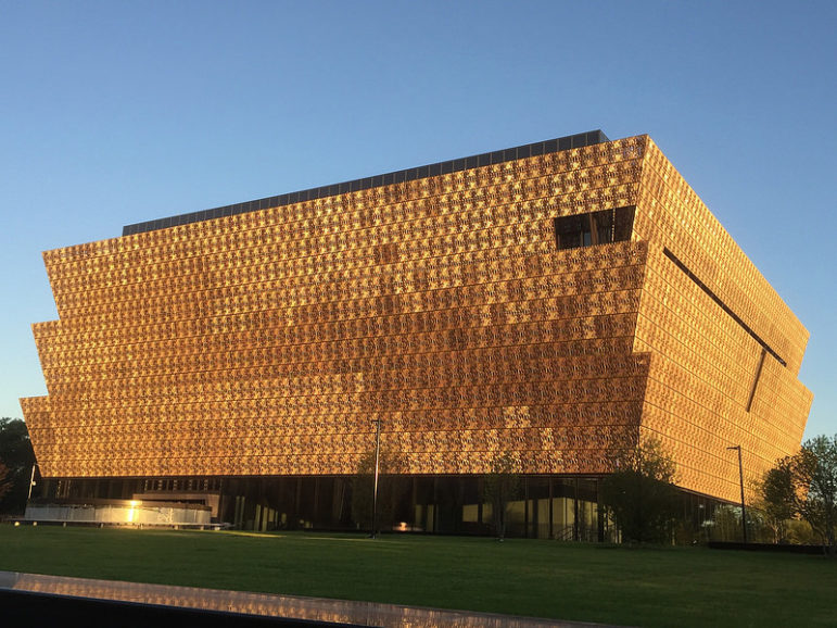 Smithsonian-African-American-Museum