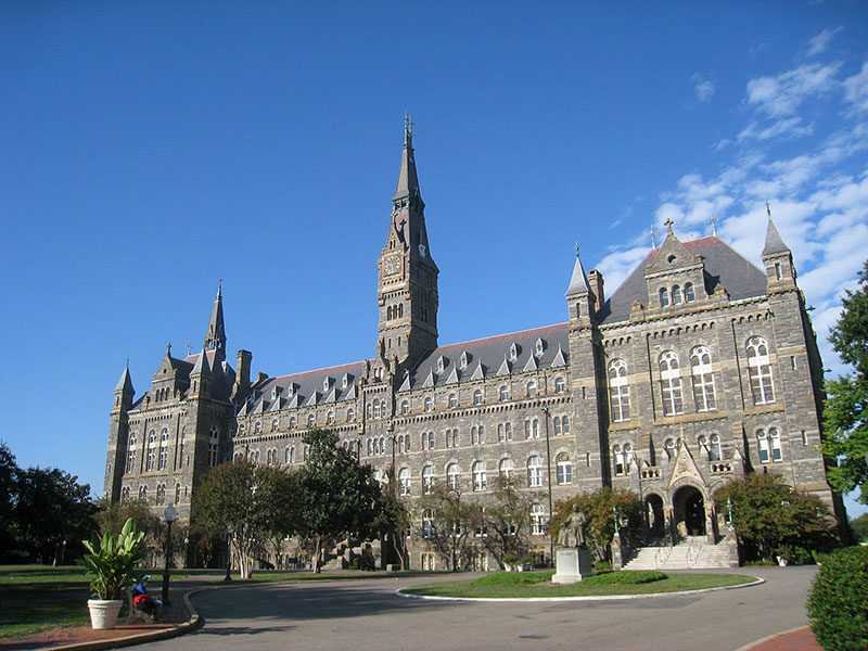 Image result for georgetown university