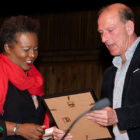 Claudia_Rankine_awarded_Best_Collection_Prize_by_William_Sieghart
