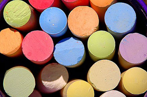 colorful-chalk