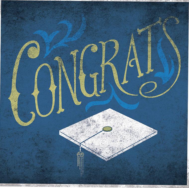 Congrats-graduation