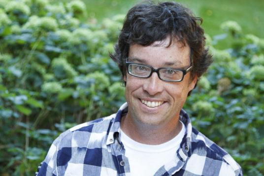 Author Douglas Hartmann (photo courtesy of the author)
