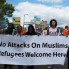 Refugees-Welcome-Minnesota-protest