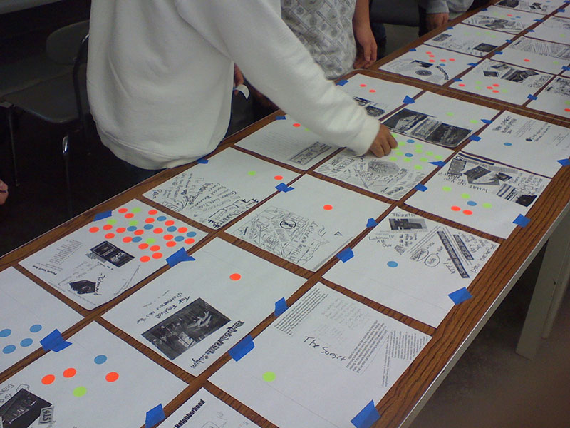 Students-voting