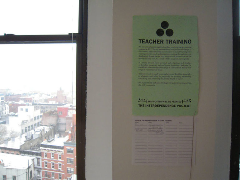 Teacher-Training
