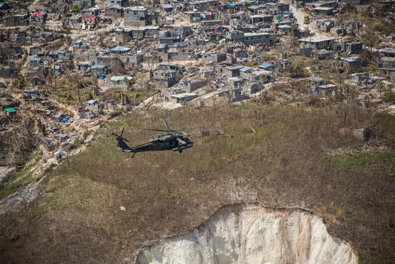 Haiti-relief-Hurrican-Matthew