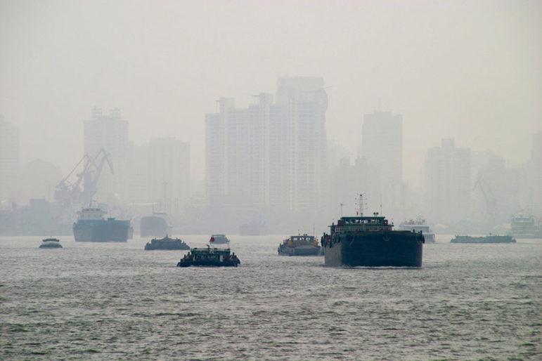 Smog-Shanghai