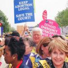 women-marching
