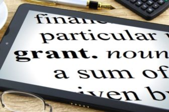 Grant writing definition