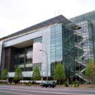 The Newseum building in Washington, D.C.