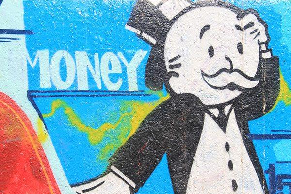 Monopoly Man - Nonprofit Marketing